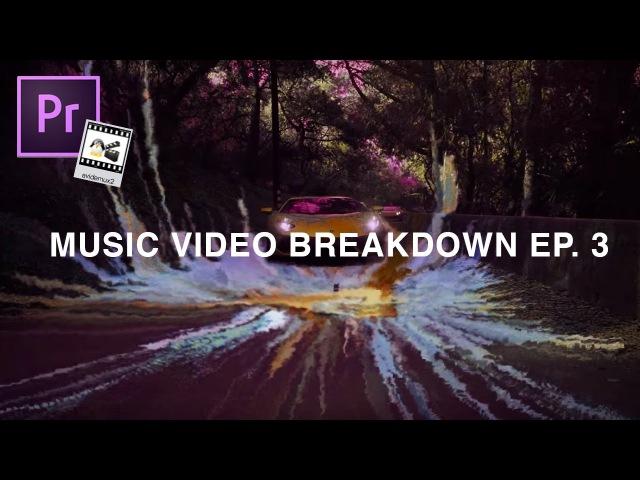 HOW TO DATAMOSH Asap Mob Yamborghini High Music Video Effect Premiere Pro Avidemux Tutorial