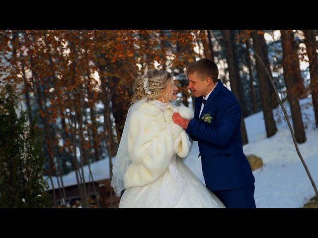 19 11 2016 Артем и Кристина. Свадебный клип. А на улице 34 градусов по Цельсию видеосъемка