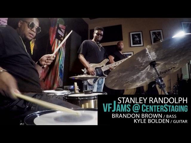 VfJams 2 with Stanley Randolph Brandon Brown Kyle Bolden