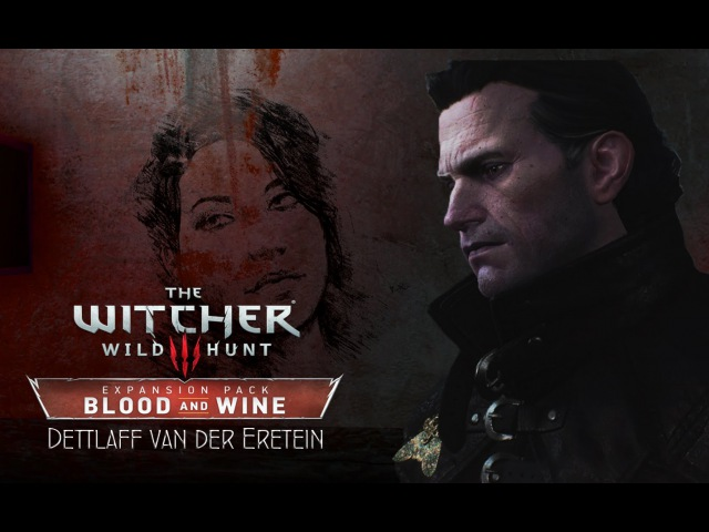 Witcher 3 Tribute Dettlaff van der Eretein Me and the devil