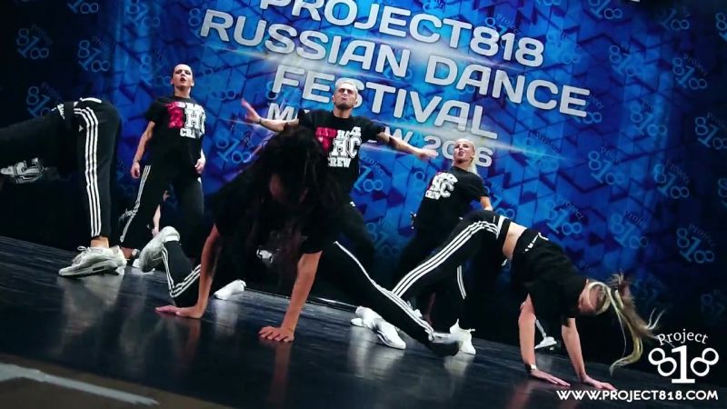 Red Haze Guest Performance RDF16 Project818 Russian Dance Festival 2016