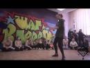 Волкова Вика и Поволоцкая Юля HIP-HOP YOUNG 1x1 от 11 до 13 лет