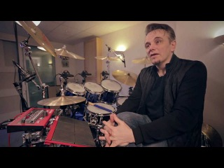 Gavin Harrison plays the Nord Drum 2 and Nord Pad