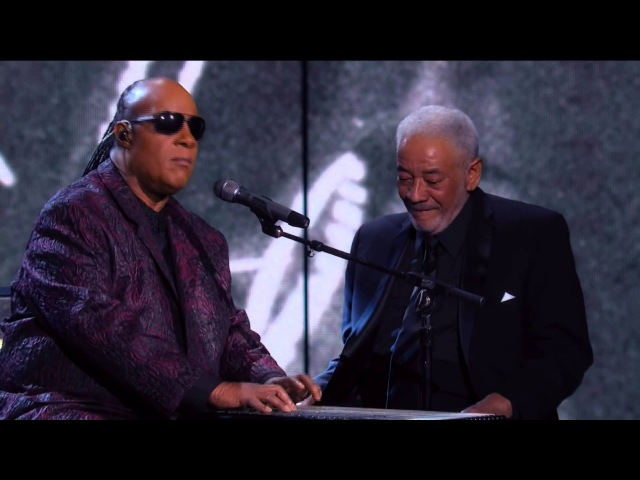 Bill Withers Stevie Wonder Ain't No Sunshine Rock Roll Hall of Fame 2015 Induction