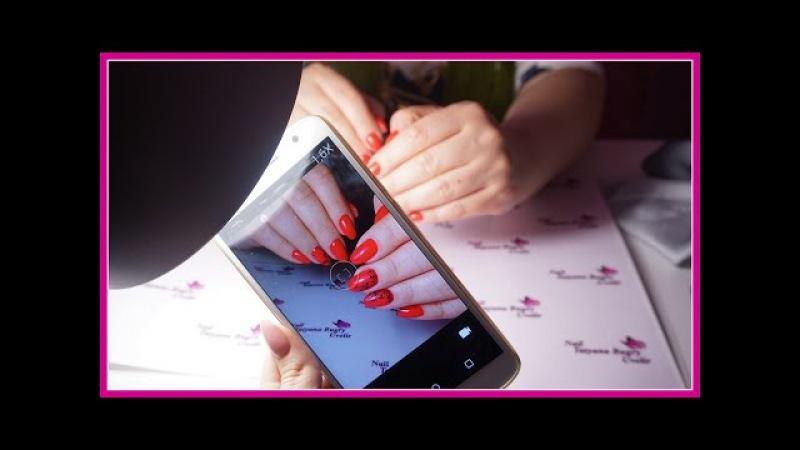 В какой программе лучше фотографировать ногти