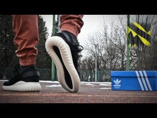 Смотрим на кроссовки adidas Tubular Nova (S74822) -