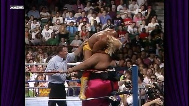 WWE King of the Ring 1993-Hulk Hogan vs Yokozuna » Freewka.com - Смотреть онлайн в хорощем качестве