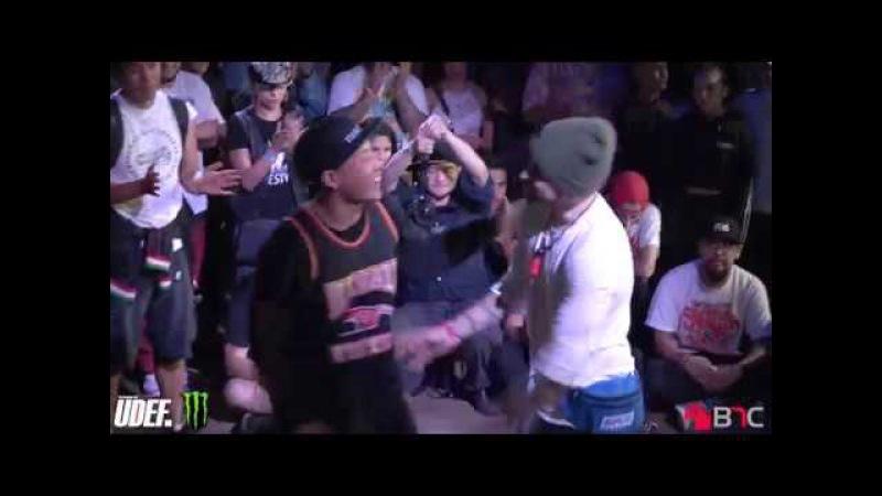 Hijack Vs Thesis | Tribute To The Fallen | B-Boy City XXIII | Pro Breaking Tour | BNC