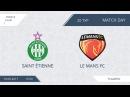 AFL17 France Ligue 1 Day 20 Saint Etiene Le Mans