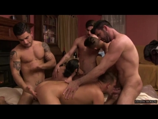 Brandon wilde. billy santoro, jack hunter, jaxton wheeler, logan moore and vadim black