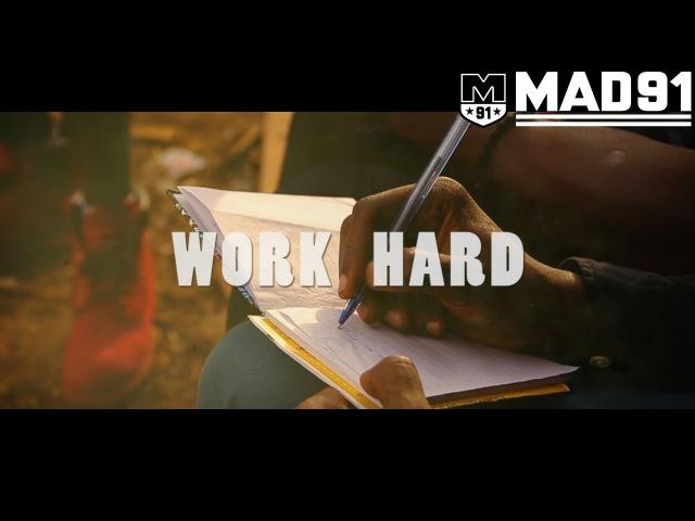 Made in Kibera Work Hard ft. Donpa Morodo Pertxa Ashanti prod. by HDO