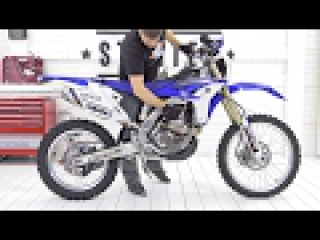 Осмотр Мотоцикла Кросс Эндуро Перед Покупкой