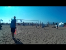 Beach volley Russia Solnechnoe 2018 M 16 Final Bogatov Rakusov and Semenov Leshukov
