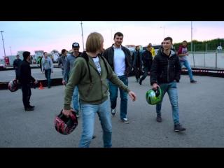 Аркадий Цареградцев на межгалактическом турнире по дрифту