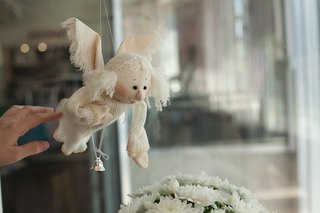 Ангел с колокольчиком