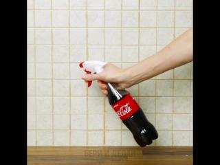 Бесценные кухонные хитрости с кока-колой.