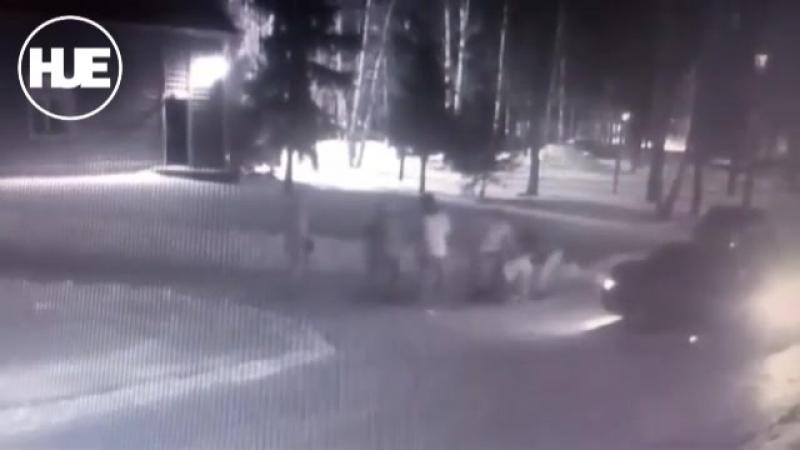 В Татарстане подростки избили полицейского