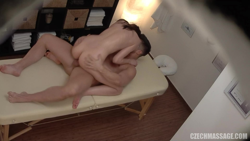 [CzechMassage/CzechAV] Czech Massage 382 [Amateur, BJ, Hidden Camera, Oil, Massage]