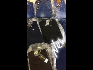 Получаем мужские джинсы и джоги