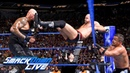 Gallows Anderson vs. The Bar vs. The Colons - Triple Threat Match: SmackDown LIVE, Aug. 28, 2018