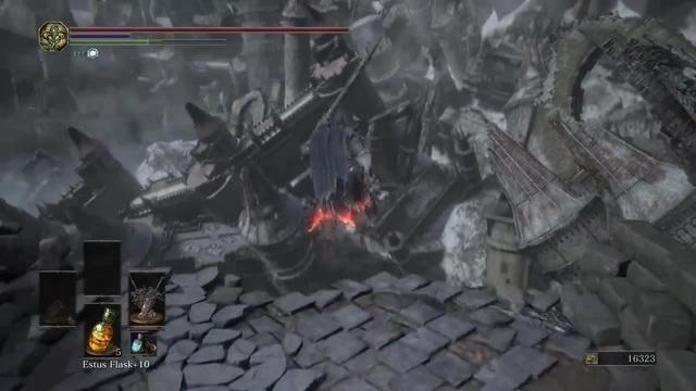 Dark Souls 3 Paired Greatswords Meta