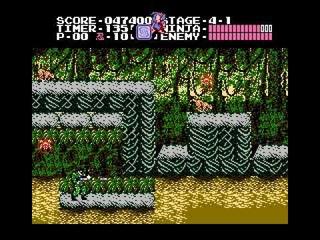 shadow warriors (NES-Dendy)  с комментариями