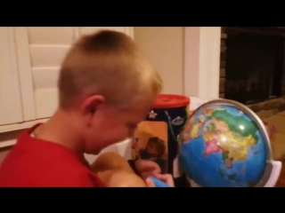 Russia is a _democratic_ federation (funny kid)