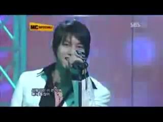 Jang Geun Suk & Hee Chul (with TRAX) - Chan Ran Han Sarang