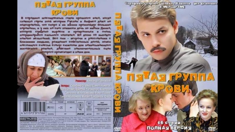 Пятая группа крови - ТВ ролик (2010)