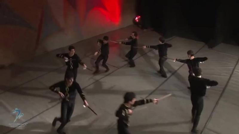картинки для номера танец с саблями кто раздумывает