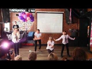 Dancemix для детей | Factory Sunday