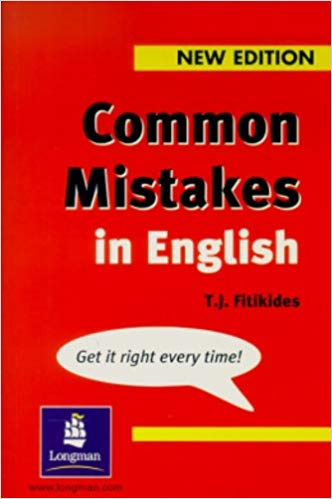 T.J. Fitikides] Common Mistakes in English