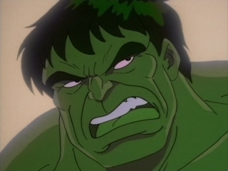 [SOFCJ-Raws] The Incredible Hulk TAS 1x05 (05) Innocent Blood [DVDRip]