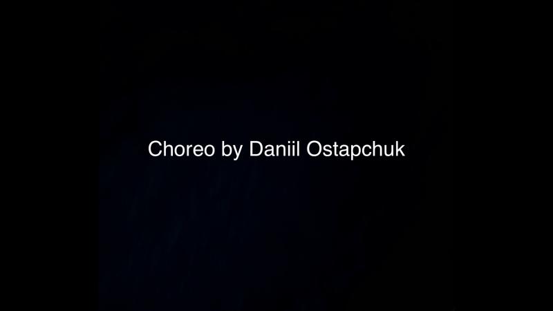 Hip hop choreo by Daniil Ostapchuk