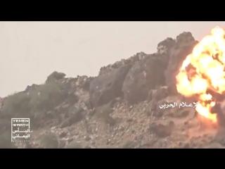 Йемен. 17-06-2018.Ближний бой,захват позиций коалиции хуситами СТРОГО +18