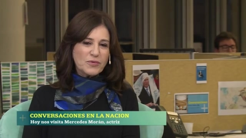 Entrevista a Mercedes Morán. 17.07.2017