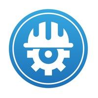 Логотип Студенческий совет Инженерной школы ДВФУ