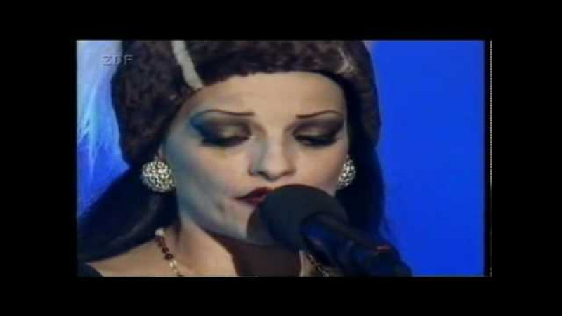 Nina Hagen Der Wind hat mir ein Lied erzä