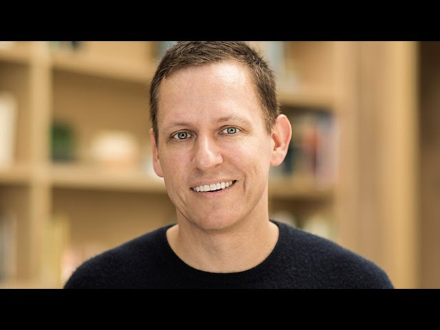Competition is for Losers with Peter Thiel How to Start a Startup 2014 5