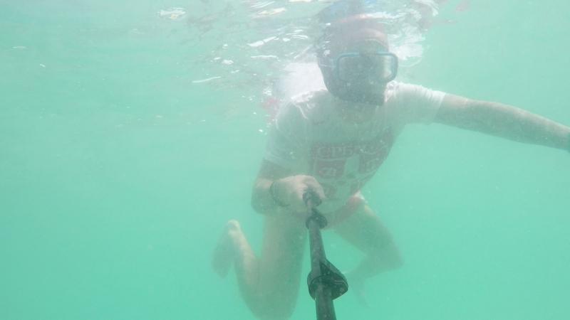 Под водой, о-в Ко Лан