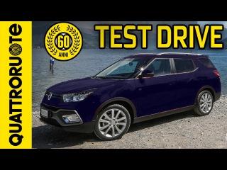 2016 SsangYong XLV - Test Drive