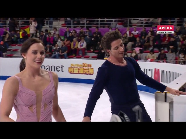 Virtue Moir. Final grand prix 2016, FD 1 197.22