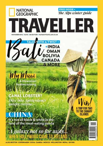 National Geographic Traveller UK - November 2016 vk.com