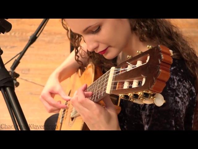 Paganini Caprice No 24 Chaconne Klaverenga