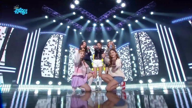 Music Core Stage Mix Red Velvet DumbDumb