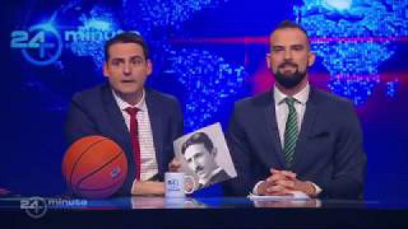24 minuta sa Zoranom Kesićem 98 epizoda 17 decembar 2016