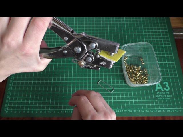 Обзор щипцов для установки блочек
