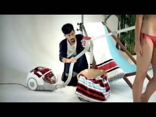 Смешная реклама пылесоса LG