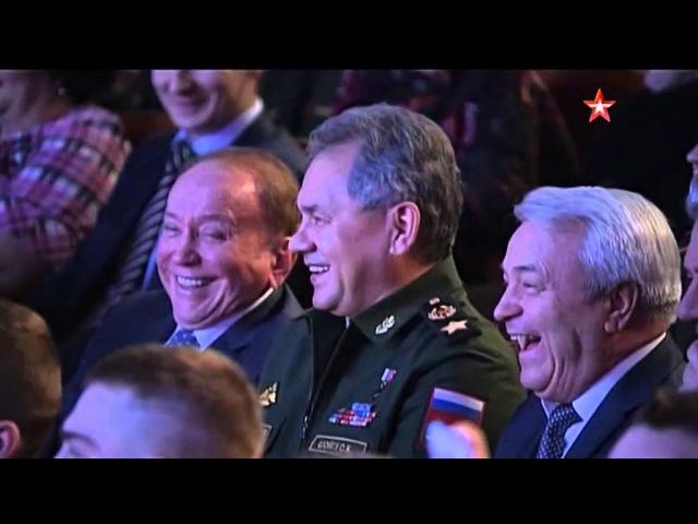 КВН Финал игр среди суворовцев и кадет на кубок Министра обороны