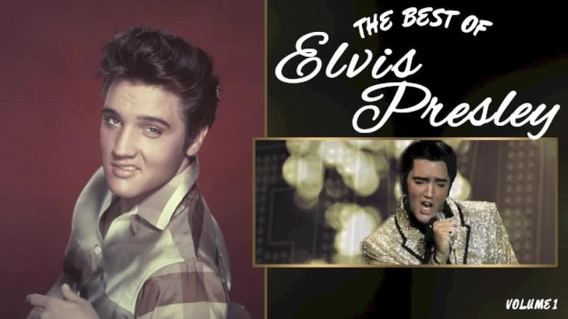 The Best of Elvis Presley 1st Beautiful Elvis By Skutnik Michel